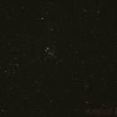 NGC 457,                                Kristof Dierick