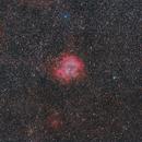NGC-2237,                                Emiel Kempen