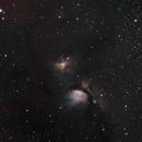Messier 78 & more,                                Michael Hoppe