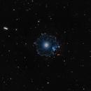 NGC6543 - Cat's Eye Nebula,                                Michel Makhlouta