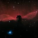 Horsehead Nebula,                                Subhadip Chatterjee