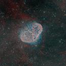 Crescent Nebula,                                JMDean