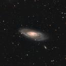 Messier 106,                                Michael Schröder