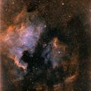 NGC7000 et IC5070 en HOO et SHO Get