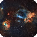 Riches of Cassiopeia (Sh2-162, Sh2-157, M52, and more),                                Gary Lopez