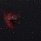 Pacman nebula,                                CHume