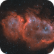 IC1848 Soul Nebula HaO3,                                Andrea Pistocchin...