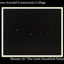 M76 The Little Dumbbell Nebula,                                SuburbanStargazer