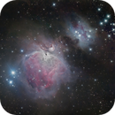 My first Great Orion Nebula - SW 150/750 - Canon 6D - 2020-01-01,                                xavier
