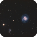 M 61 and NGC 4301,                                Pierre Tremblay