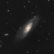 M106 in HaLRGB,                                lefty7283