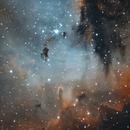 NGC 281 - Pacman (HSO),                                Ruediger